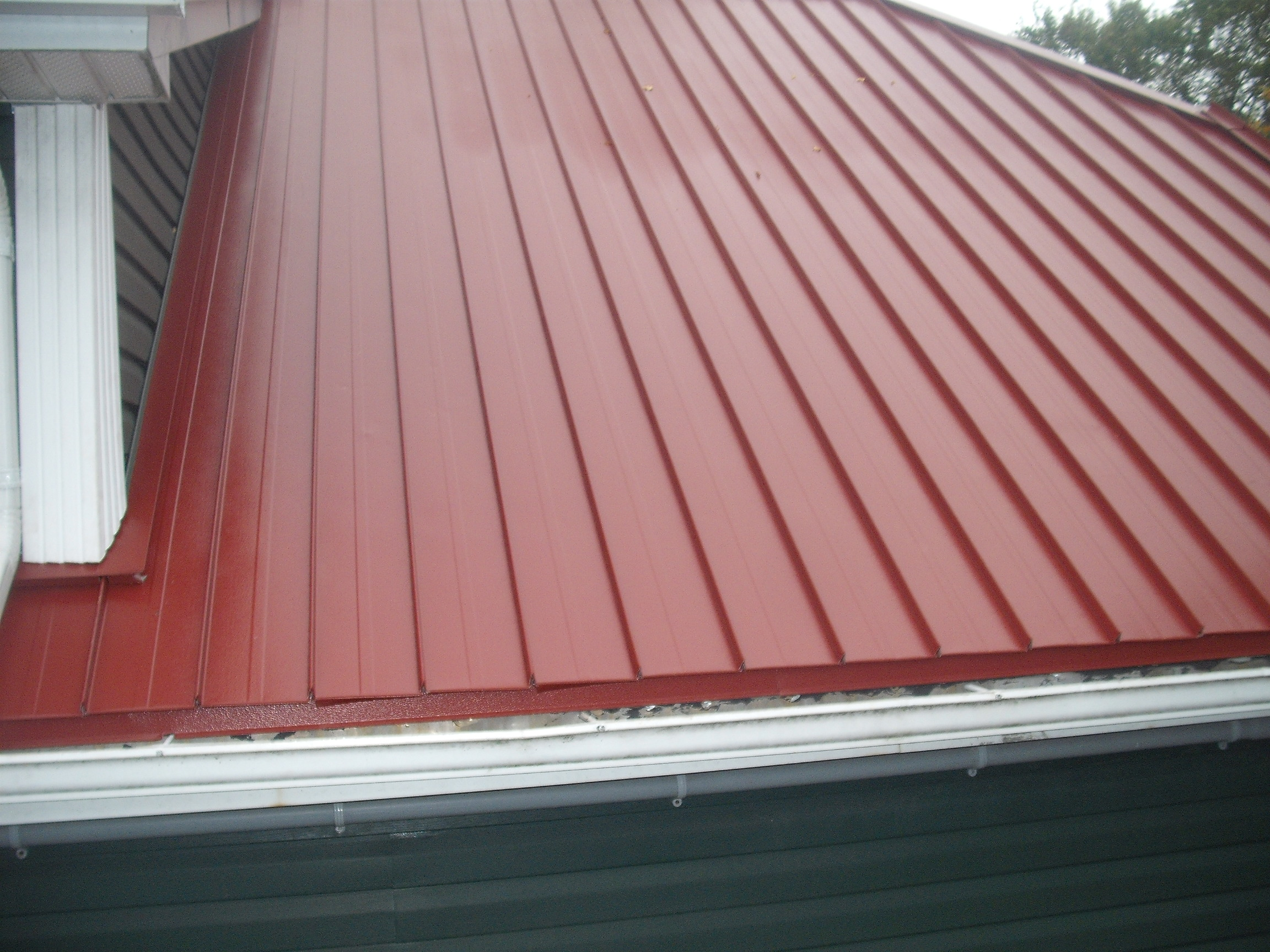 Standing Seam Roofing Panels Gallery